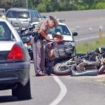 Motorcycle riders are getting older and more seriously injured