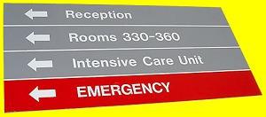 Emergency room , expert witness