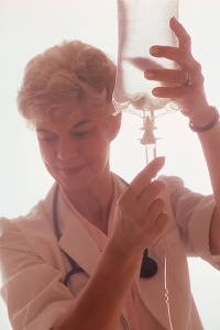 iv catheter associated infections
