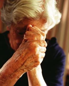 sexual assault of elderly woman
