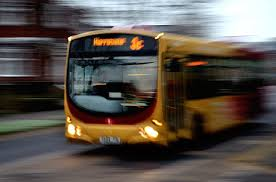 What would a jury award to a woman run over by a bus?