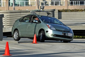 driverless cars and liability