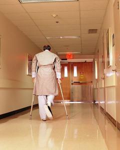 Slip and fall at nursing home