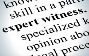 Expert witness medical malpractice