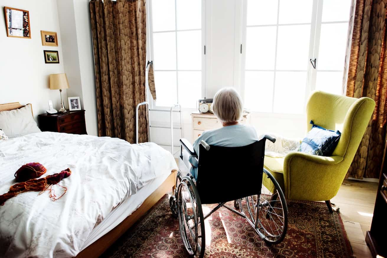 Improper Wounds may be Signs of Nursing Home Abuse
